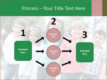 Happy Kindergarten Kids PowerPoint Template - Slide 92