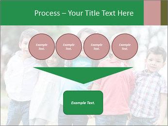 Happy Kindergarten Kids PowerPoint Template - Slide 93
