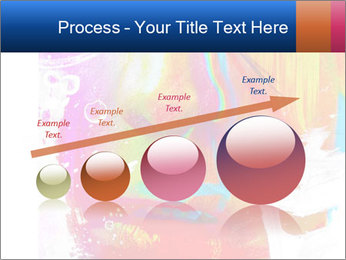 Abstract Face Art PowerPoint Template - Slide 87