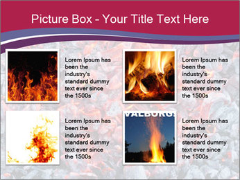 Bonfire PowerPoint Template - Slide 14