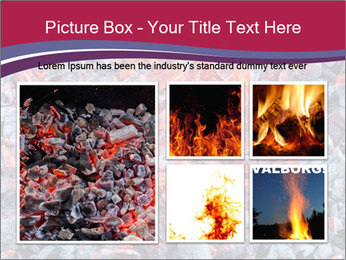 Bonfire PowerPoint Template - Slide 19