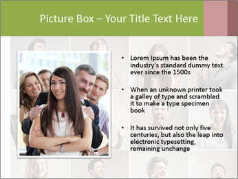 Funny Photo Collage PowerPoint Templates - Slide 13