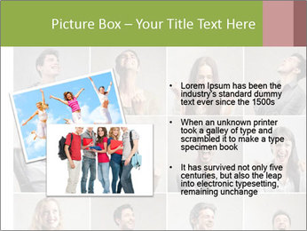 Funny Photo Collage PowerPoint Templates - Slide 20