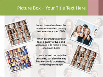 Funny Photo Collage PowerPoint Templates - Slide 24
