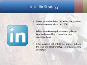 Banquet Decor PowerPoint Template - Slide 12
