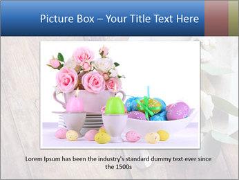 Banquet Decor PowerPoint Template - Slide 16