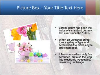 Banquet Decor PowerPoint Template - Slide 20