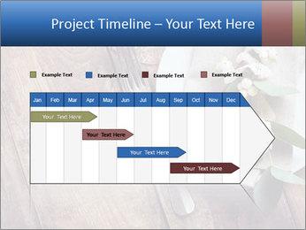 Banquet Decor PowerPoint Template - Slide 25