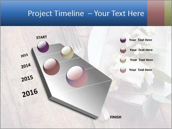 Banquet Decor PowerPoint Template - Slide 26