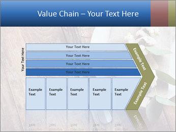 Banquet Decor PowerPoint Template - Slide 27