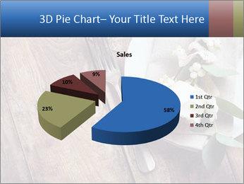 Banquet Decor PowerPoint Template - Slide 35