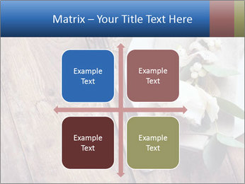 Banquet Decor PowerPoint Template - Slide 37