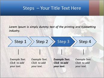 Banquet Decor PowerPoint Template - Slide 4