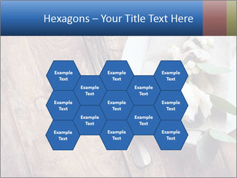 Banquet Decor PowerPoint Template - Slide 44