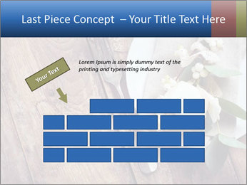 Banquet Decor PowerPoint Template - Slide 46