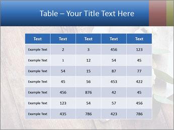 Banquet Decor PowerPoint Template - Slide 55