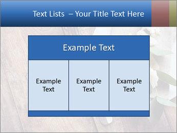 Banquet Decor PowerPoint Template - Slide 59