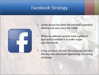 Banquet Decor PowerPoint Template - Slide 6