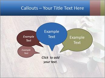 Banquet Decor PowerPoint Template - Slide 73