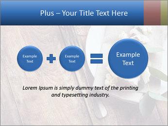 Banquet Decor PowerPoint Template - Slide 75
