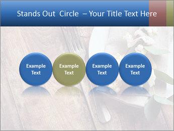 Banquet Decor PowerPoint Template - Slide 76