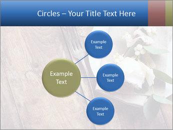 Banquet Decor PowerPoint Template - Slide 79