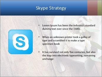 Banquet Decor PowerPoint Template - Slide 8