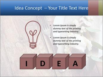 Banquet Decor PowerPoint Template - Slide 80