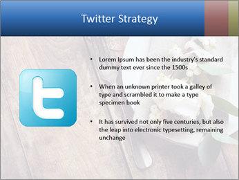 Banquet Decor PowerPoint Template - Slide 9