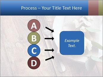 Banquet Decor PowerPoint Template - Slide 94