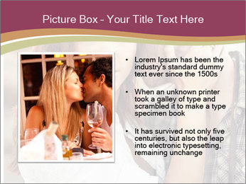 Glamour Couple PowerPoint Templates - Slide 13