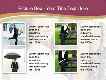 Glamour Couple PowerPoint Template - Slide 14