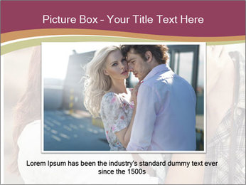 Glamour Couple PowerPoint Template - Slide 16
