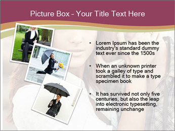 Glamour Couple PowerPoint Template - Slide 17