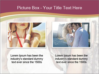 Glamour Couple PowerPoint Template - Slide 18