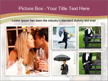 Glamour Couple PowerPoint Template - Slide 19