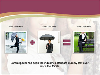 Glamour Couple PowerPoint Template - Slide 22