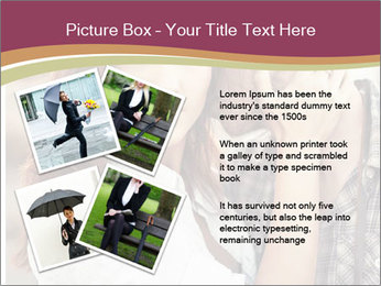 Glamour Couple PowerPoint Template - Slide 23