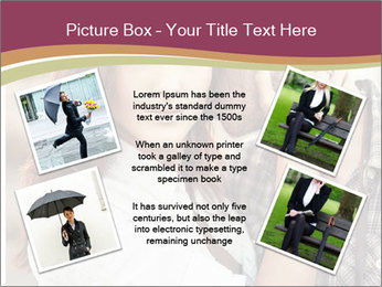 Glamour Couple PowerPoint Template - Slide 24