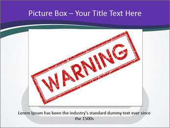 Important Sign PowerPoint Template - Slide 15
