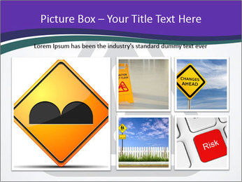 Important Sign PowerPoint Template - Slide 19