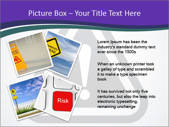 Important Sign PowerPoint Template - Slide 23