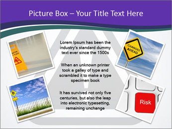 Important Sign PowerPoint Template - Slide 24
