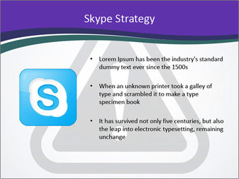 Important Sign PowerPoint Template - Slide 8