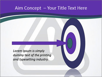 Important Sign PowerPoint Template - Slide 83