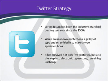 Important Sign PowerPoint Template - Slide 9