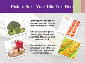White Sprout PowerPoint Templates - Slide 24