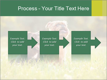 Two Dogs Friends PowerPoint Template - Slide 88
