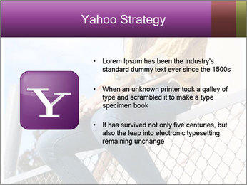 Depressed Girl PowerPoint Template - Slide 11