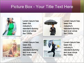 Depressed Girl PowerPoint Template - Slide 14